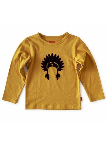 Tapete T-Shirt | Chief | Golden Yellow