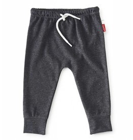 Tapete Baby Sweatpants | Antraciet Spikkel