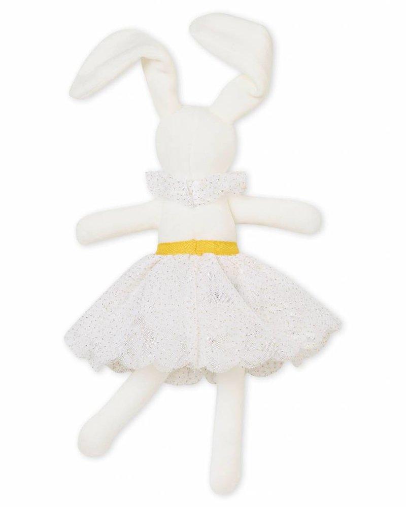 Petit Bateau Knuffelkonijn   ballerina
