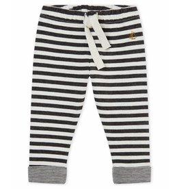 Petit Bateau Gestreepte broek voor baby's in tubic