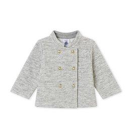 Petit Bateau vest voor babymeisjes