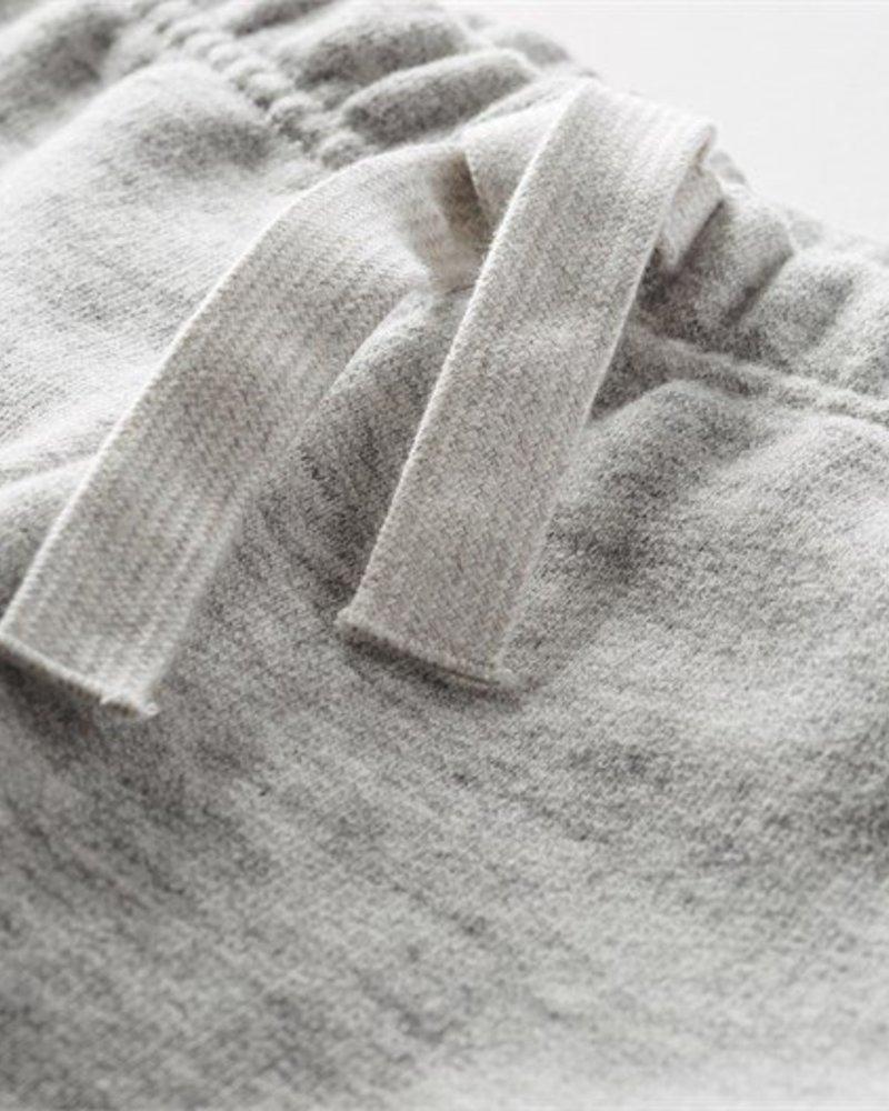 Petit Bateau broek in molton voor babyjongens