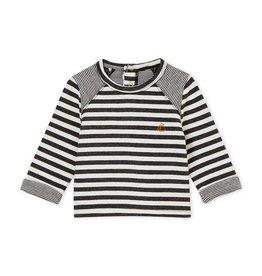 Petit Bateau gestreept t-shirt voor babyjongens