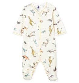 Petit Bateau pyjama voor babyjongens
