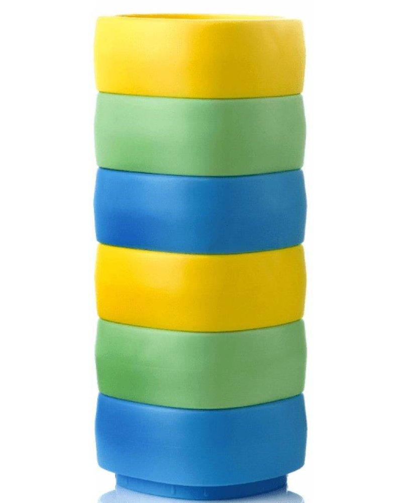 Baby Bed Blocks Baby Bed Blocks | geel-groen-blauw