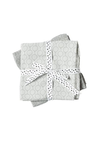 Done by Deer Swaddles, 2-pack, Balloon, grey