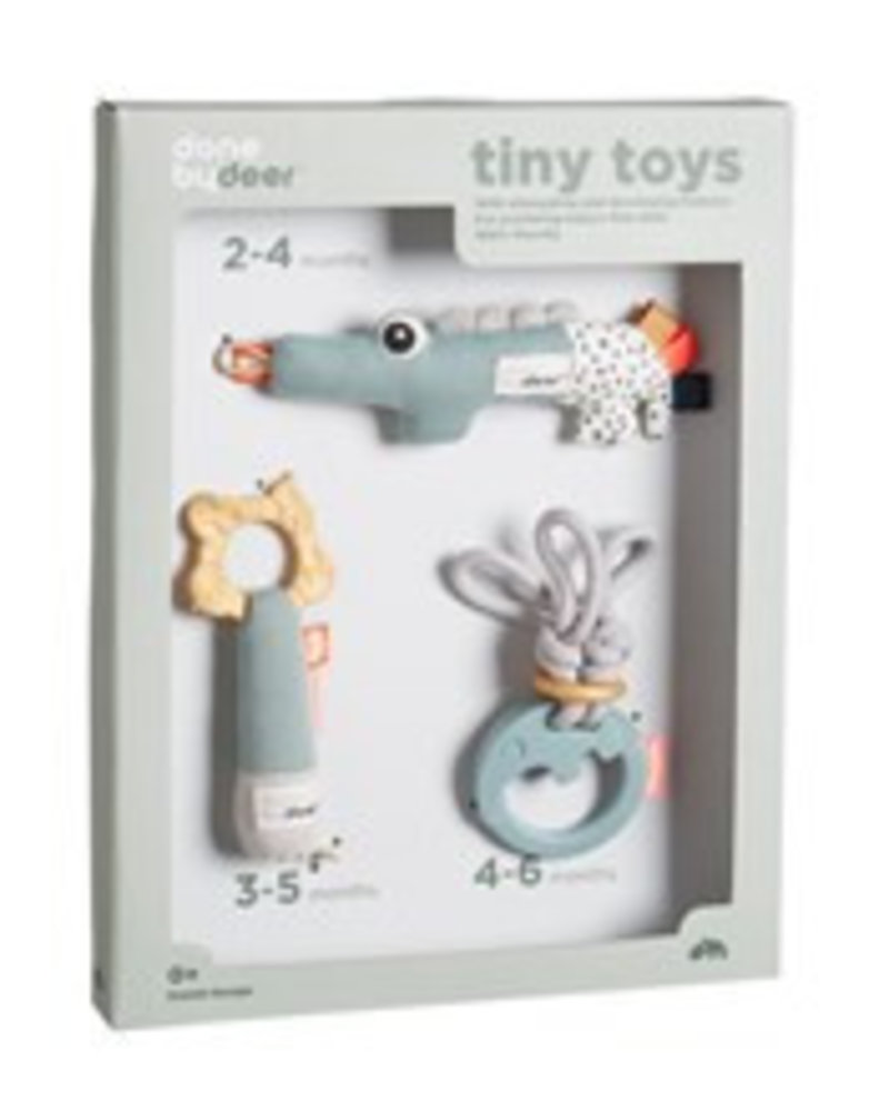 Done by Deer Tiny toys | gift set
