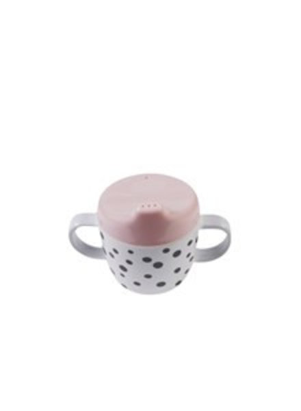 Done by Deer Dots 2 Handle Spout Cup | poederroze