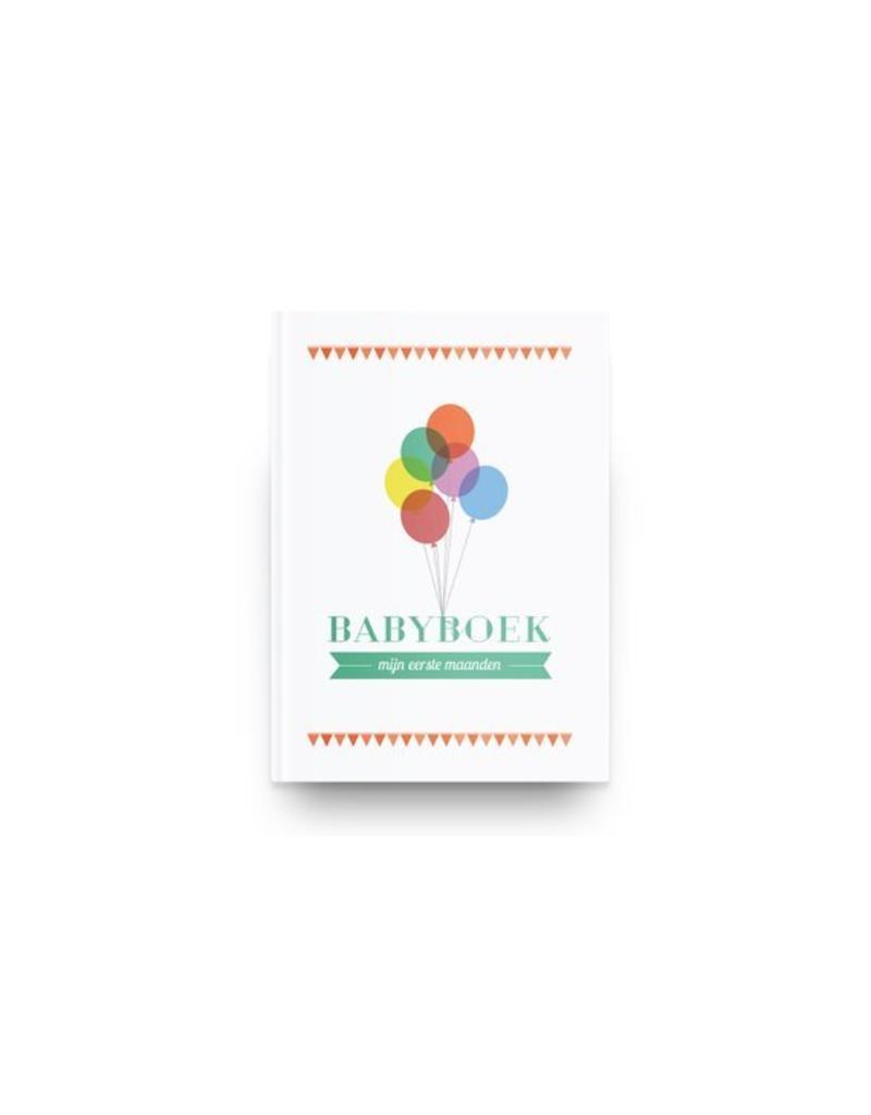 Carrie Can Babyboek | Mijn eerste maanden