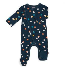 Froy & dind Jumpsuit met voetjes | Confetti