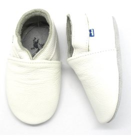 Stabifoot Babyslofjes | White