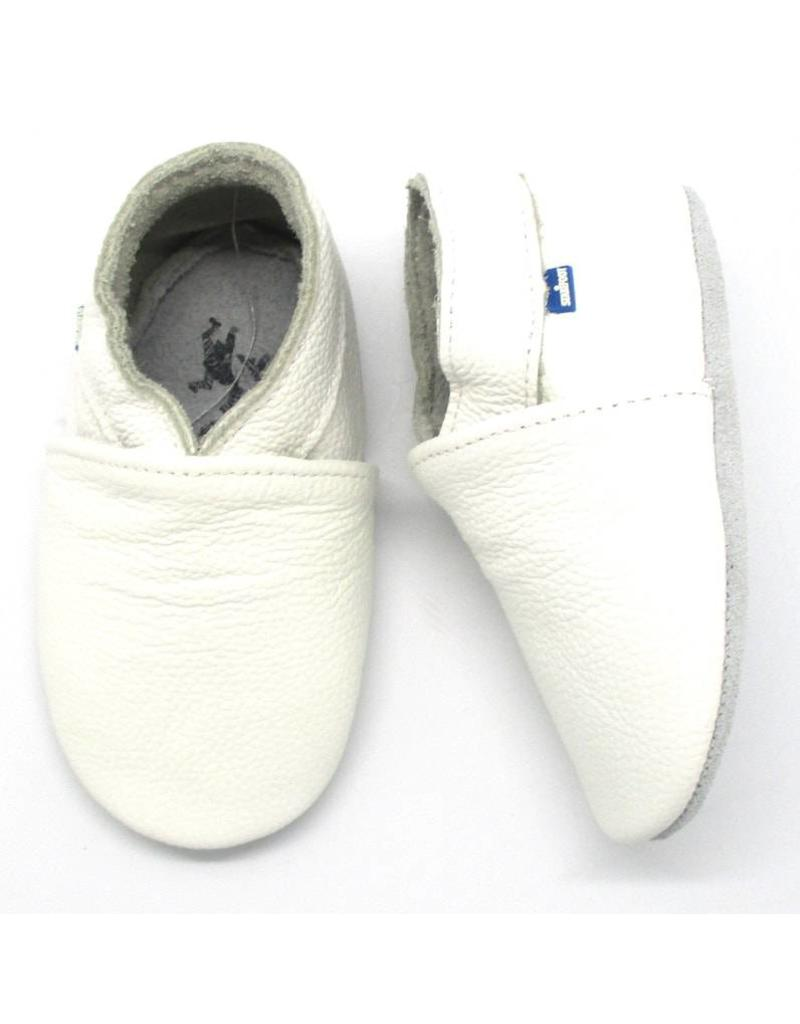 Stabifoot Babyslofjes   White