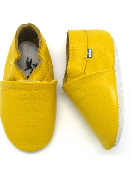 Stabifoot Babyslofjes | Yellow
