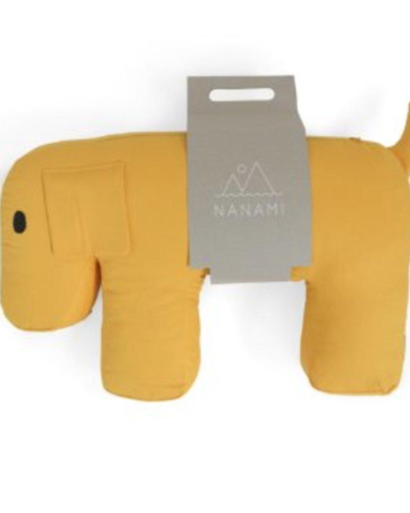 Nanami Voedingskussen | Dog OLLY Yellow