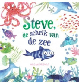Clavis Steve, de schrik van de zee
