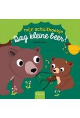 Clavis Schuifboekje | Dag kleine beer!