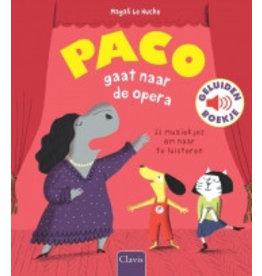 Clavis Paco gaat naar de opera