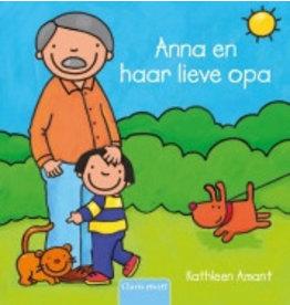 Clavis Anna en haar lieve opa