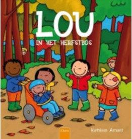 Clavis Lou in het herfstbos