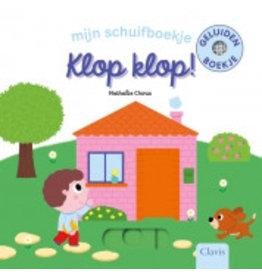 Clavis Schuif- en geluidenboekje | Klop, klop!
