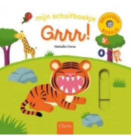 Clavis Schuif- en geluidenboekje | Grrr!