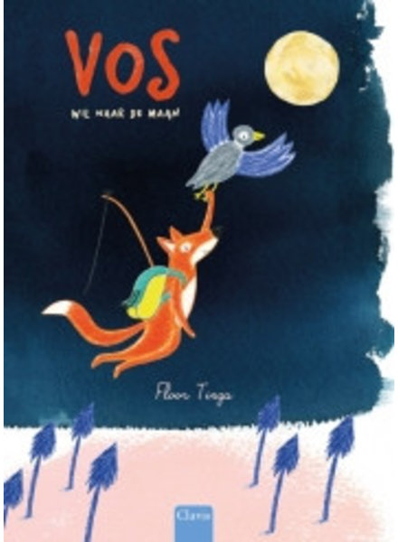Clavis Vos wil naar de maan