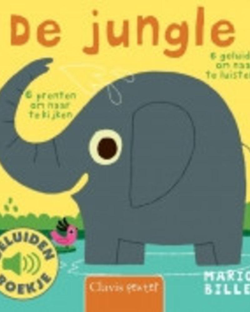 Clavis Geluidenboekje | Jungle