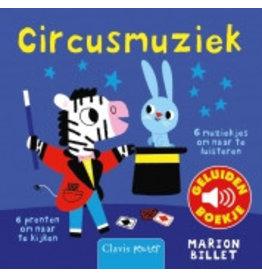 Clavis Geluidenboekje | Circusmuziek