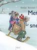 Clavis Met opa in de sneeuw