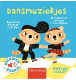 Clavis Geluidenboekje | Dansmuziekjes
