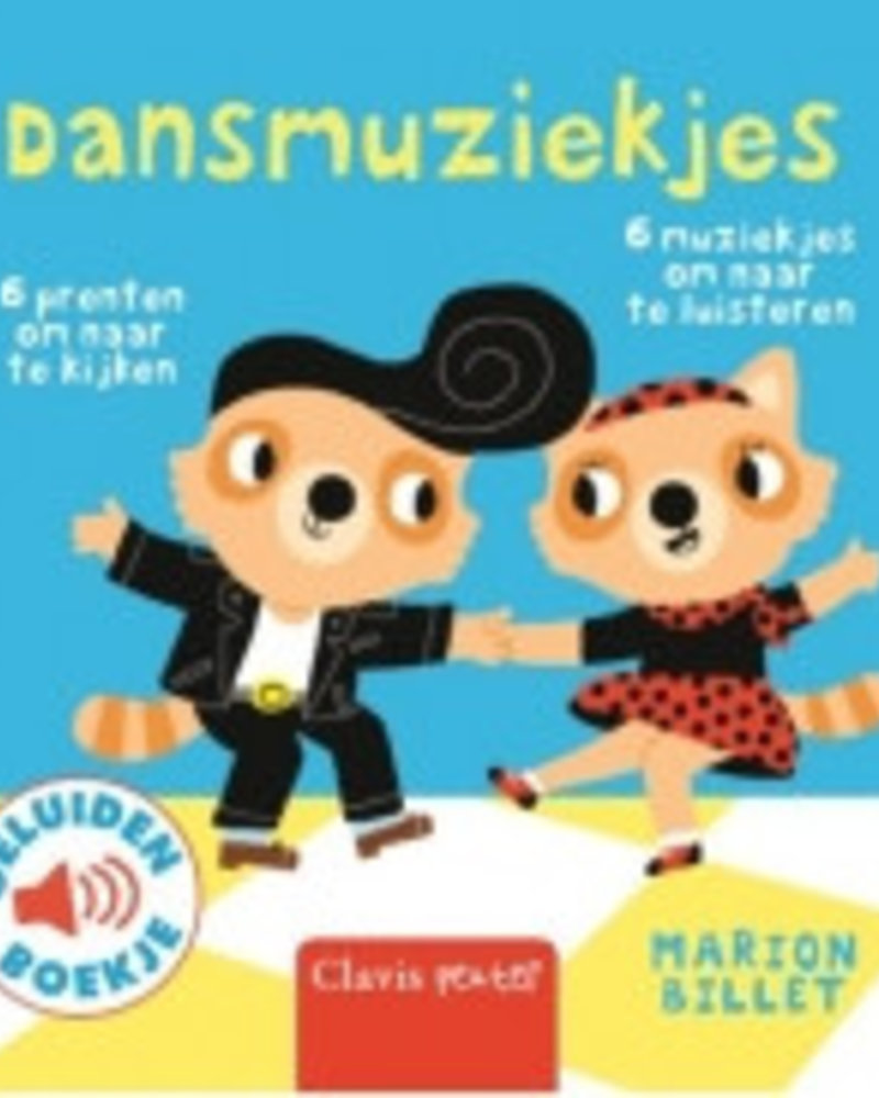 Clavis Geluidenboekje   Dansmuziekjes