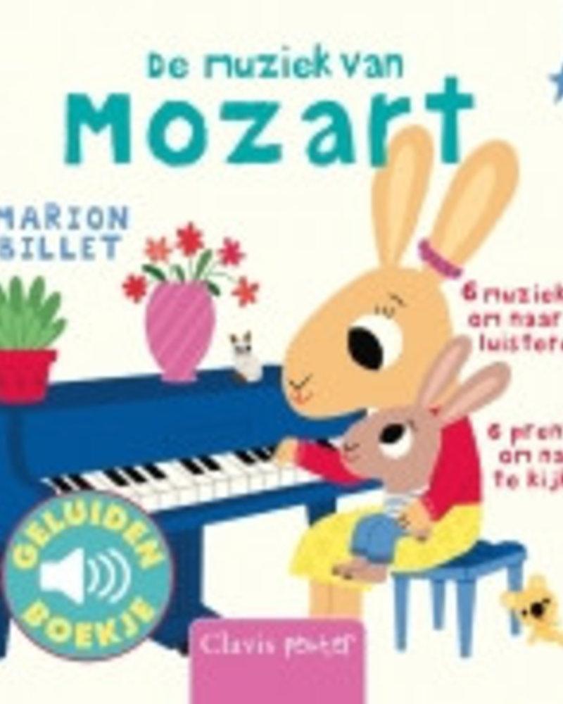 Clavis Geluidenboekje | Muziek van Mozart