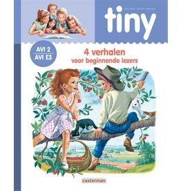 Casterman Tiny | 4 verhalen voor beginnende lezers | AVI 2 / AVI E3
