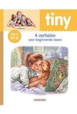 Casterman Tiny | 4 verhalen voor beginnende lezers | AVI 4 / AVI E4