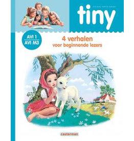 Casterman Tiny | 4 verhalen voor beginnende lezers | AVI 1 / AVI M3