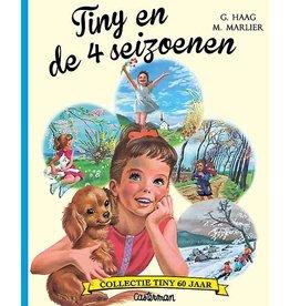 Casterman Tiny en de vier seizoenen