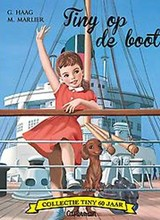 Casterman Tiny op de boot