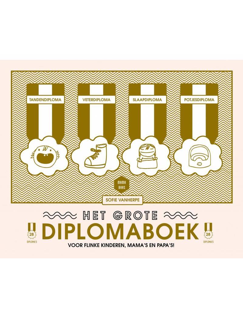 Lannoo Mama Baas | Het grote diplomaboek