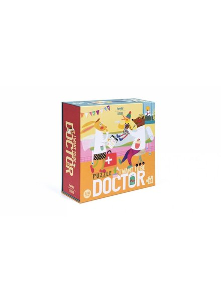 Londji I want to be a doctor | Puzzel - 36st.