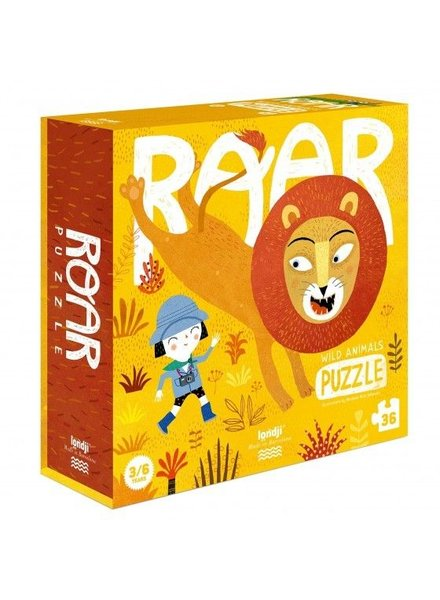 Londji Roar | Puzzel - 36st.
