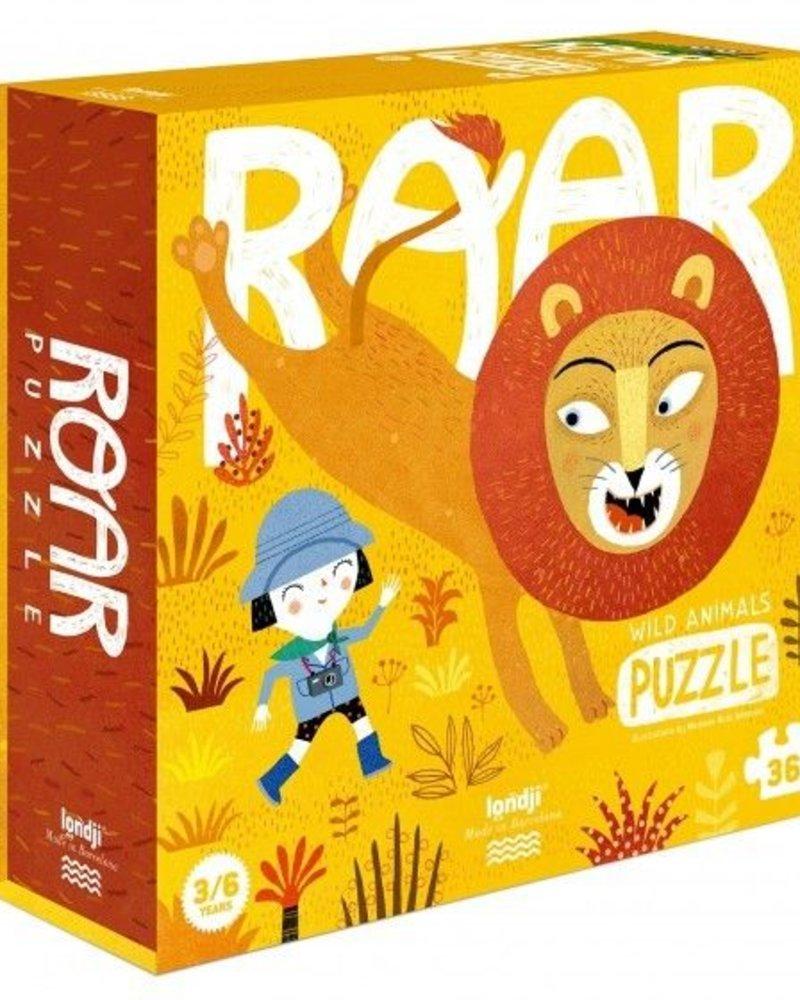 Londji Roar   Puzzel