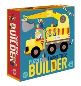 Londji I want to be a builder | Puzzel