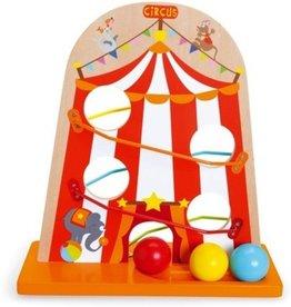 Scratch Ballenbaan Circus
