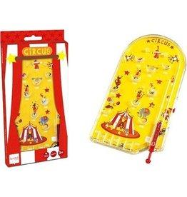 Scratch Pinball Game Circus