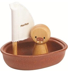 PlanToys Zeilboot Walrus