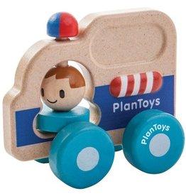 PlanToys Reddingswagen