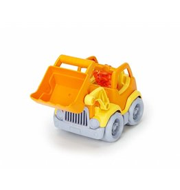 Green Toys mini bulldozer