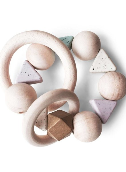 Slaep Bijtring | Candy Collection | Lavender Copper