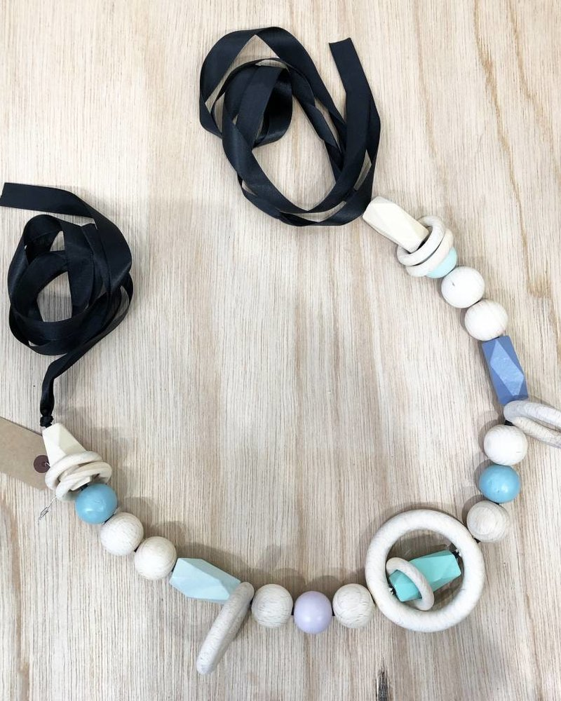 Slaep Box speelketting | Pastels