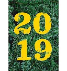 Stratier Nieuwjaarsbrief | Dennenfris
